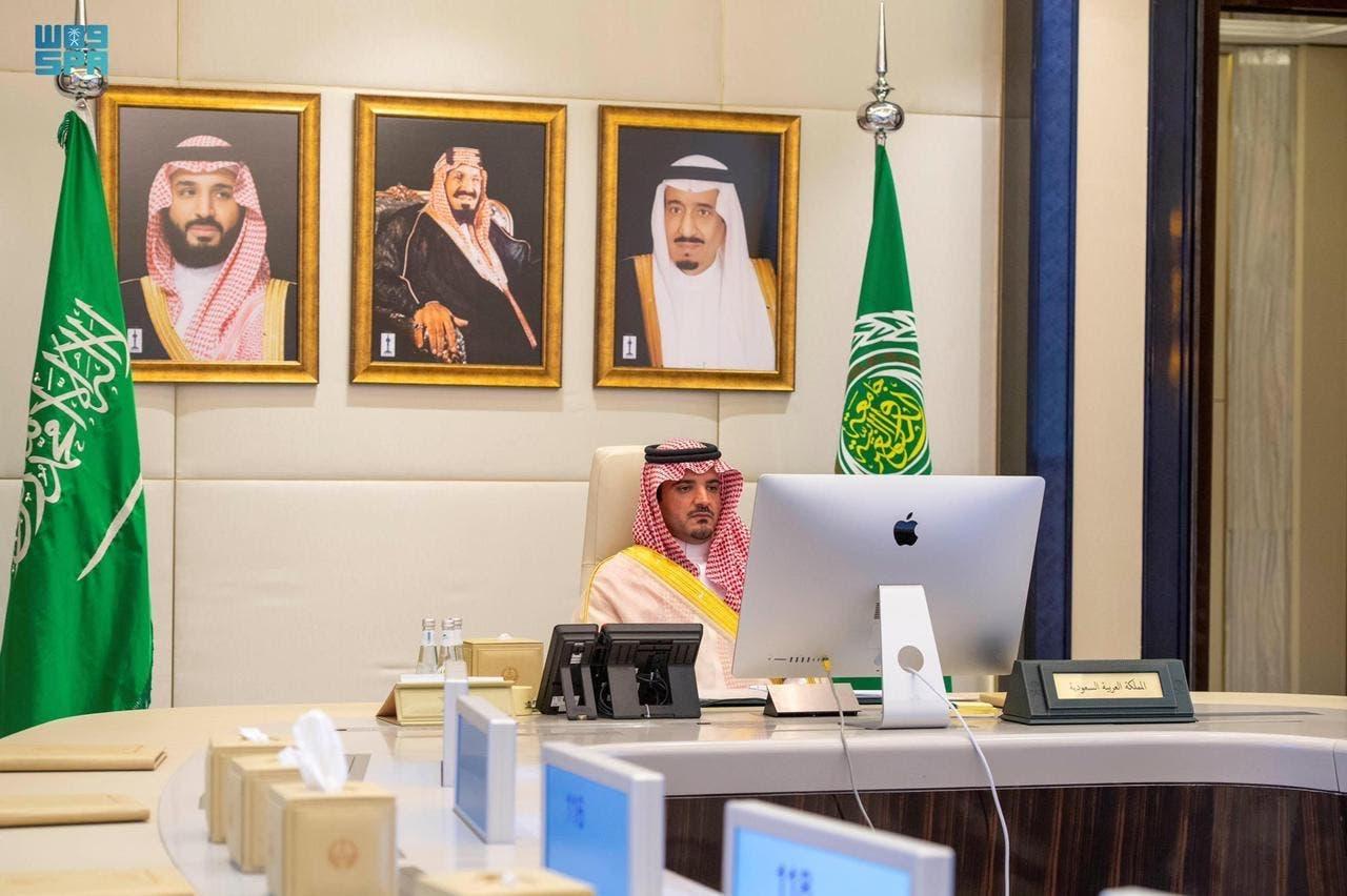 شاهزاده عبدالعزیز بن سعود بن نایف بن عبدالعزیز