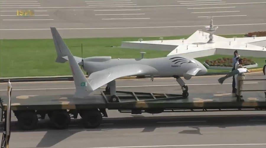 مقامی طور پر تیارکردہ ڈرون