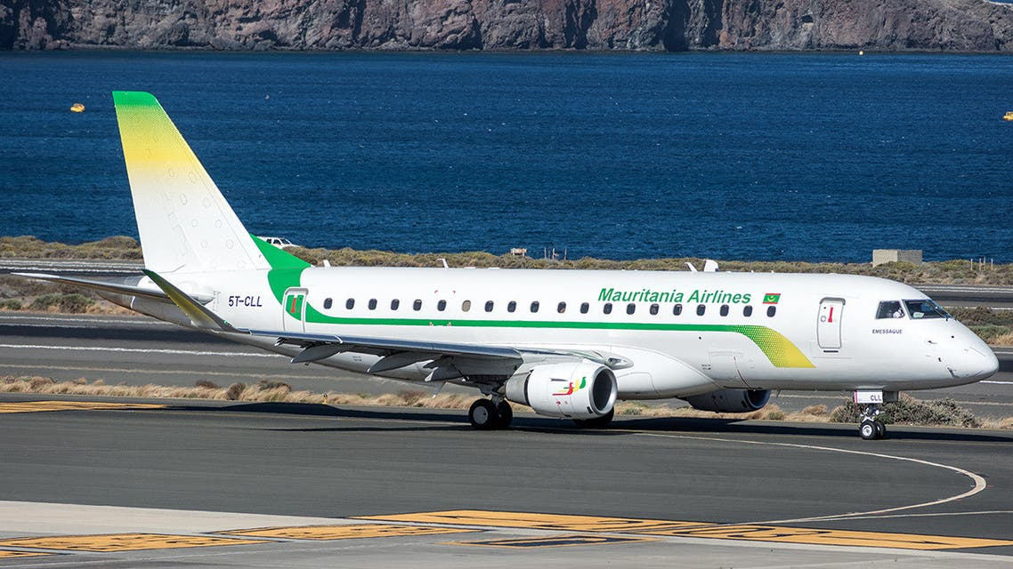 mauritania airlines embraer
