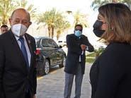 وزيرة خارجية ليبيا تدعو لخروج المرتزقة من بلادها