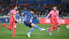 منتخب اليابان يهزم كوريا الجنوبية بثلاثية