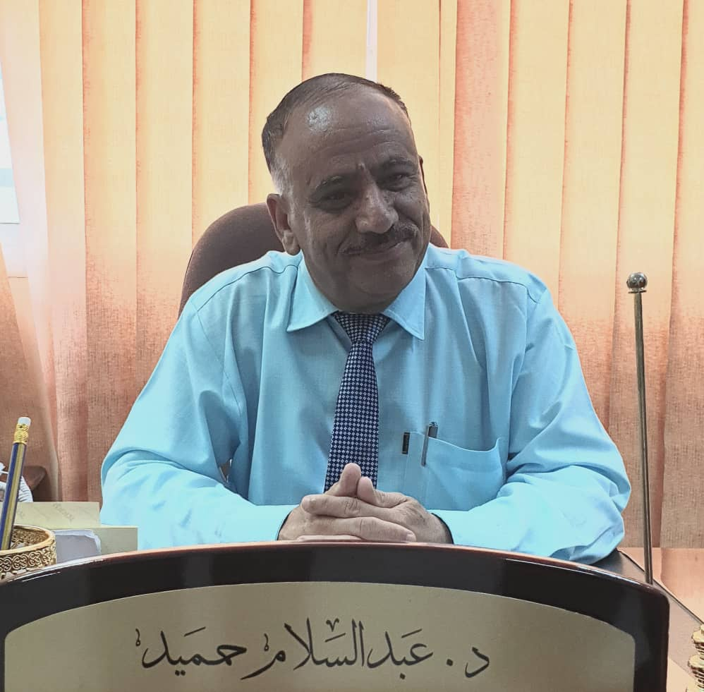 وزير النقل اليمني عبدالسلام حميد