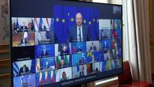 EU leaders voice frustration over AstraZeneca vaccine shortfall as cases surge