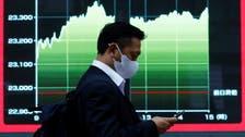 """أسهم اليابان تغلق مرتفعةبفضل دفعة من """"سوفت بنك"""""""