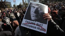Ex-police chiefs and military officer jailed over 2007 journalist killing in Turkey