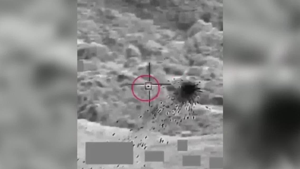 Saudi Arabia Houthi Drones