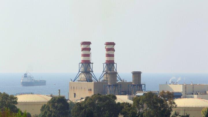 تاسیسات نفتی در جنوب لبنان