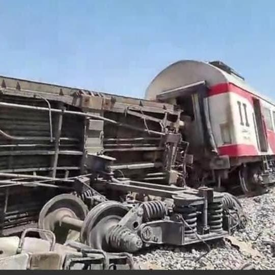 More than 30 people killed, 66 others injured after trains collide in Egypt