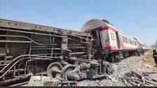"""بفيديوهات من موقع الحادث.. """"العربية.نت"""" تنشر القصة الكاملة لتصادم قطاري مصر"""