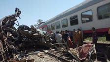 Railway traffic resumes in southern Egypt after deadly train crash