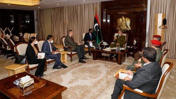 المبعوث الأممي شدد على ضرورة عمل حكومة الوحدة في كل ليبيا