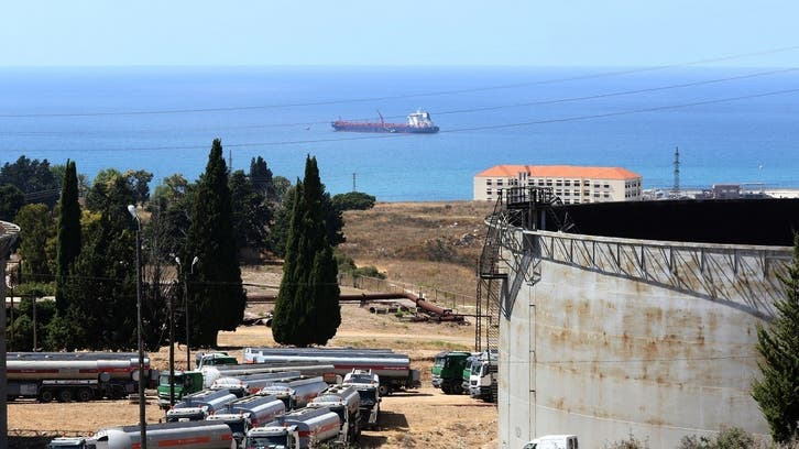 Lebanon outgoing PM warns of 'dangerous chemicals' in southern Zahrani oil facility