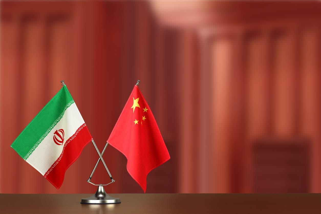 علما الصين وإيران (istock)