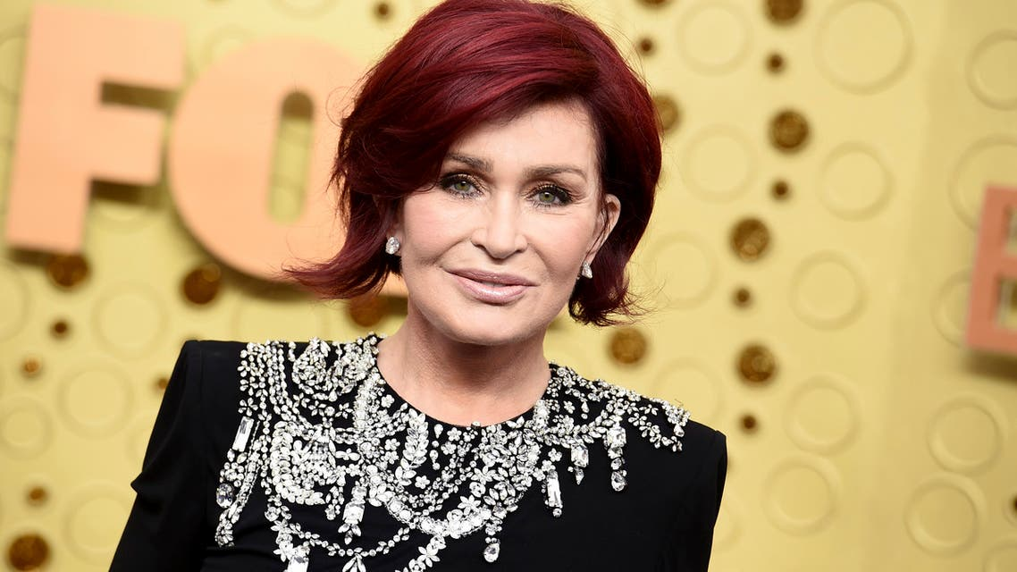 Sharon Osbourne arrives at the 71st Primetime Emmy Awards on Sunday, Sept. 22, 2019, at the Microsoft Theater in Los Angeles. (File photo: AP)