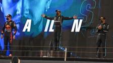 هاميلتون يفوز بسباق جائزة البحرين الافتتاحي