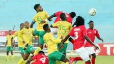 منتخب السودان يعود إلى كأس أفريقيا بثنائية جنوب أفريقيا