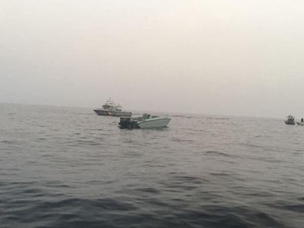ائتلاف عربی از انهدام دو قایق بمبگذاری شده حوثی خبر داد