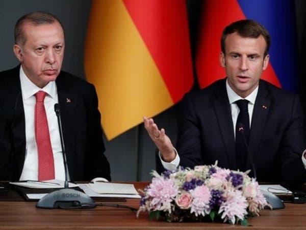 ترکیه مکرون را به «ترکستیزی» در فرانسه متهم کرد