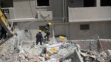 Egypt building collapse death doll climbs to 25