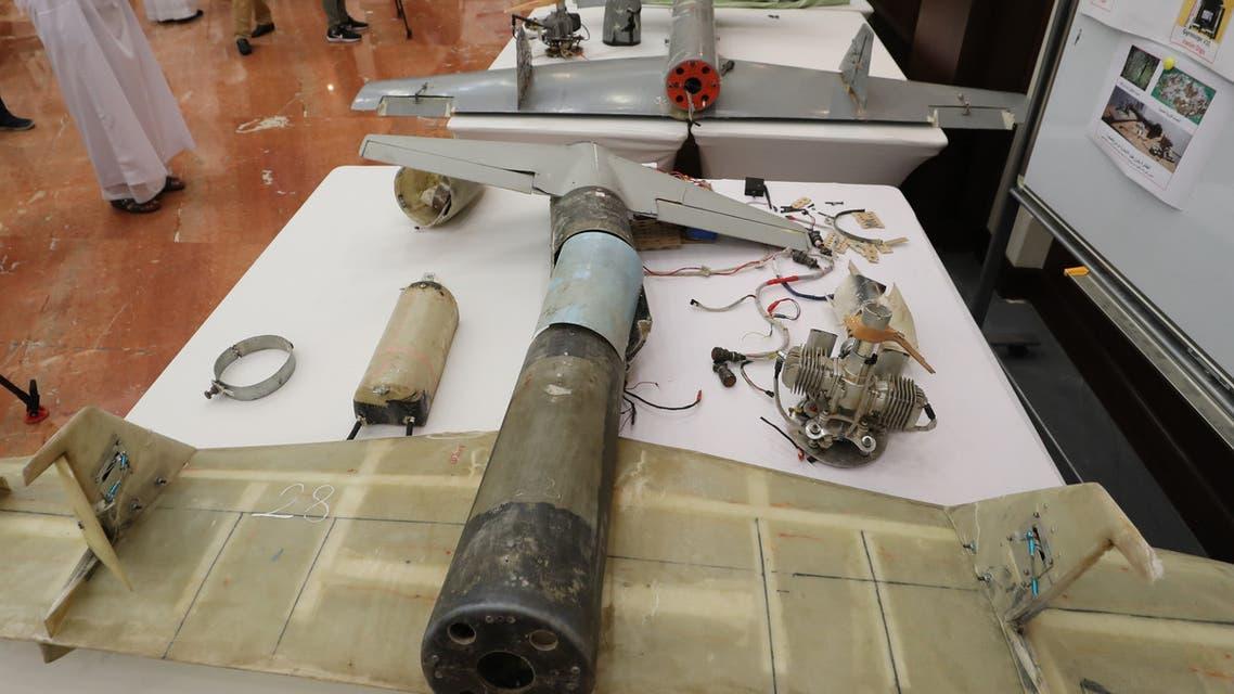 ایرانی ساختہ ڈرون (آرکائیو- فرانس پریس)