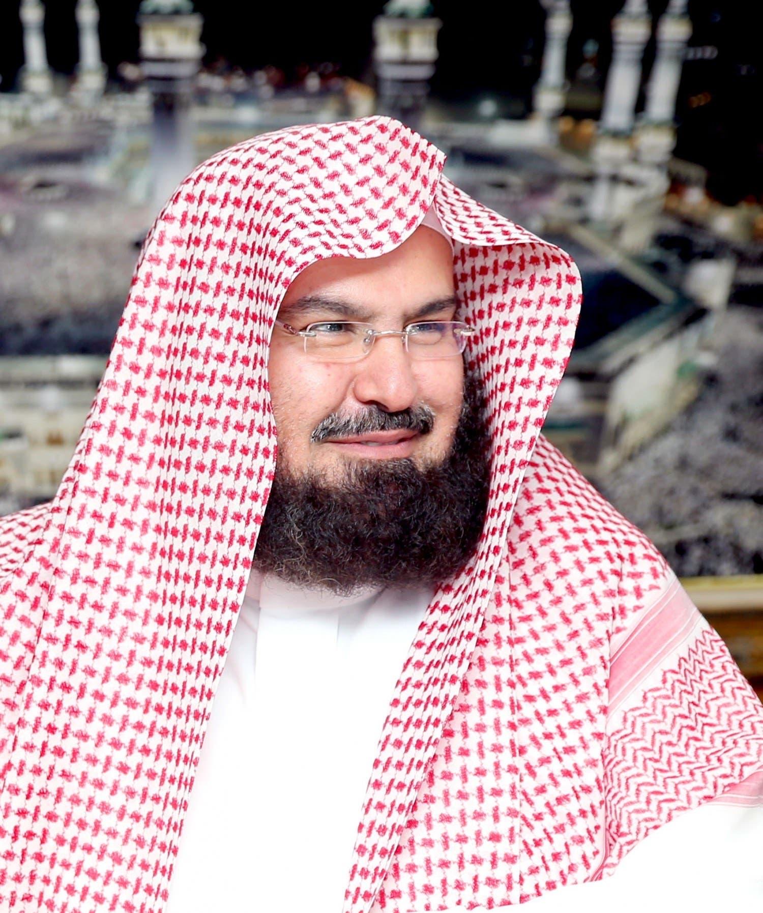 ڈاکٹر عبدالرحمان بن عبدالعزیز السدیس