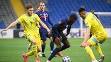 ديمبلي يقود فرنسا إلى تجاوز كازاخستان