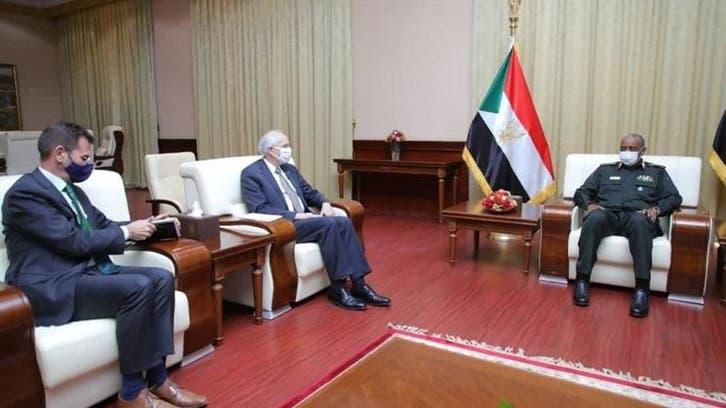 السودان: مبعوثا أميركا وأوروبا مستعدان للتوسط بملف السد