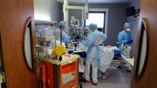 Number of COVID-19 intensive care patients in France falls again