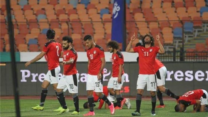 مصر تهزم جزر القمر برباعية.. وثنائية لصلاح