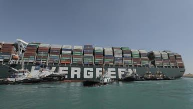 رئيس قناة السويس: لأول مرة يتم تحرير سفينة جانحة دون تفريغ حمولتها