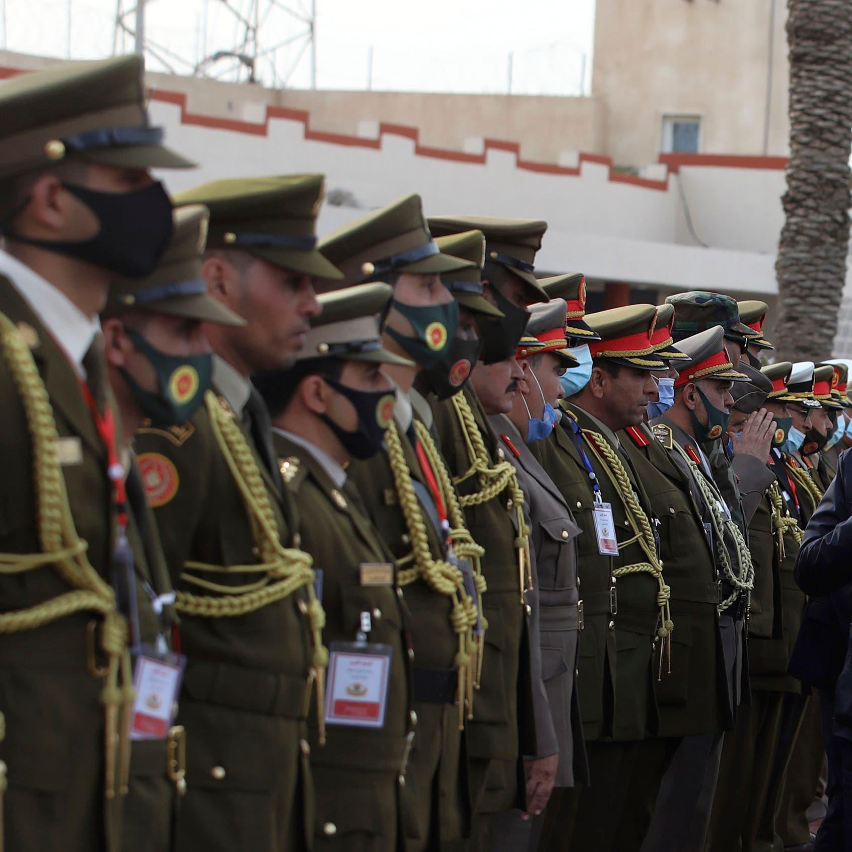 دون علم سلطات ليبيا.. وزير دفاع تركيا يحط في معيتيقة
