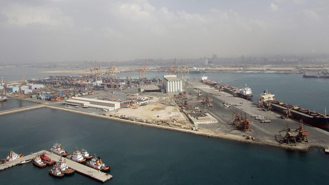 Jeddah Islamic Seaport. (File photo: AFP)