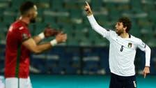 المنتخب الإيطالي يفوز على البلغاري في تصفيات المونديال