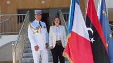 فرنسا تعيد افتتاح سفارتها في طرابلس الليبية