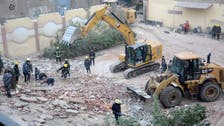 Infant found alive after Egypt building collapse