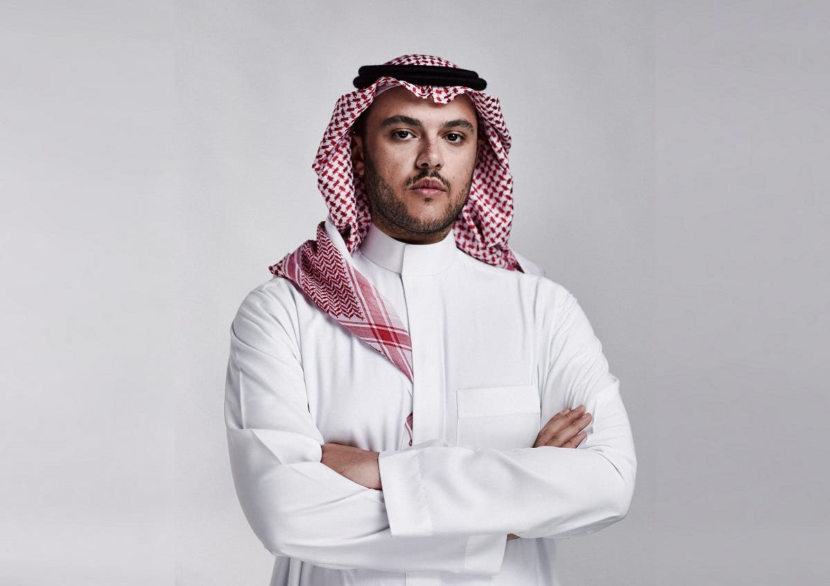 Ithra Prize Winner, Fahad bin Naif, a Saudi-based artist, architect, urban designer, and researcher. (Courtesy of artist)