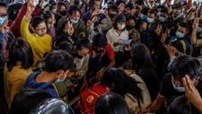 Myanmar death toll tops 500 as protesters stage 'garbage strike'