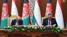 افغانستان و تاجیکستان پنج تفاهمنامه همکاری امضا کردند