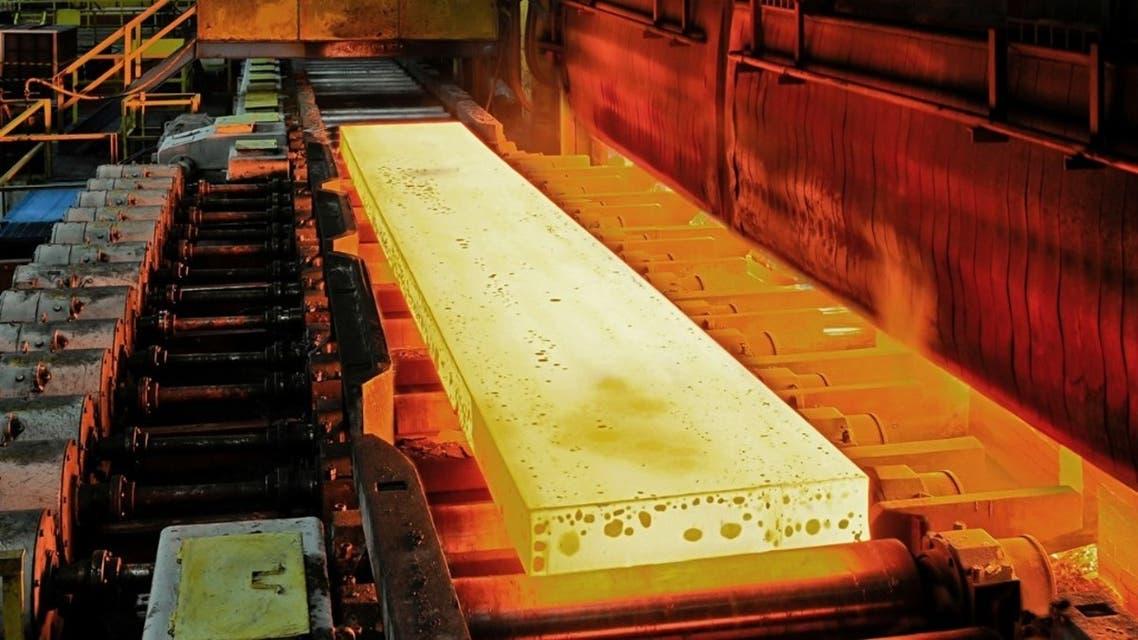 صناعة الصلب