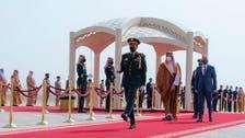 Saudi Arabia's Crown Prince, Iraq's PM discuss bilateral relations in Riyadh