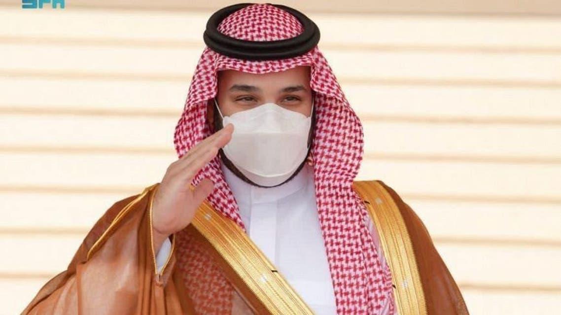 Saudi Crown Prince Mohammed bin Salman bin Abdulaziz. (SPA)