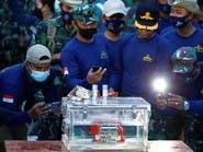 إندونيسيا تنتشل مسجل صوت طائرة تحطمت بالبحر في يناير