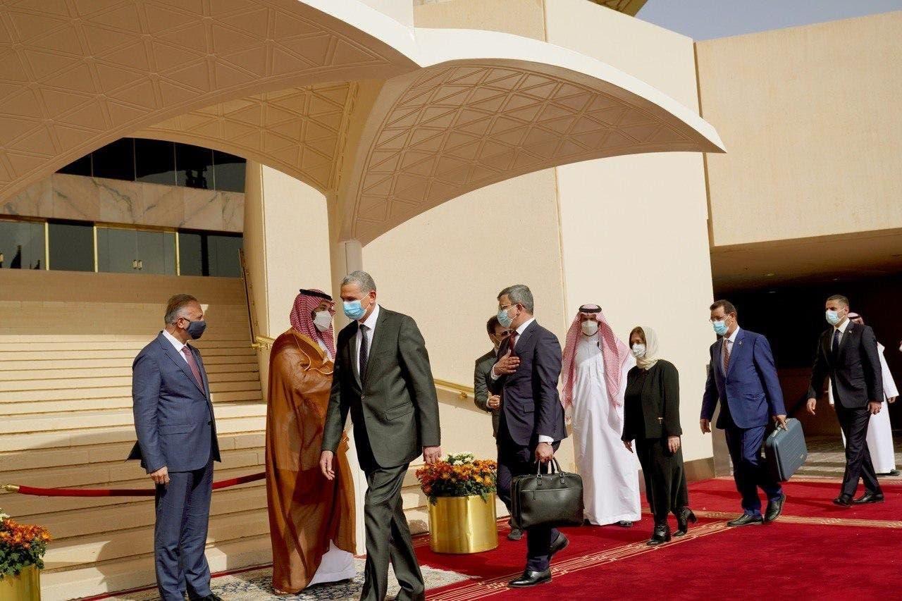 سعودی و عراق