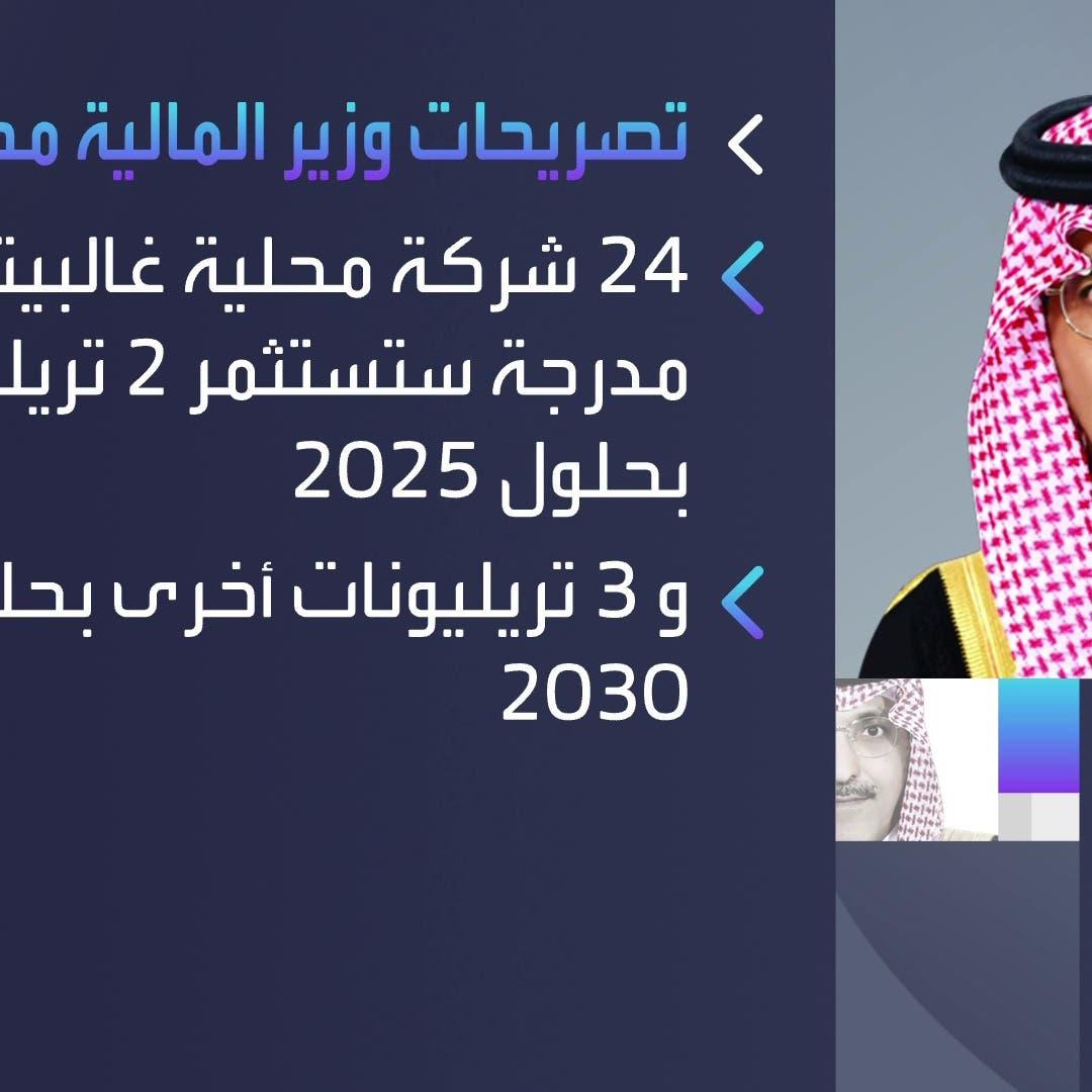"""الجدعان: 24 شركة سعودية كبرى تنضم لبرنامج """"شريك"""""""