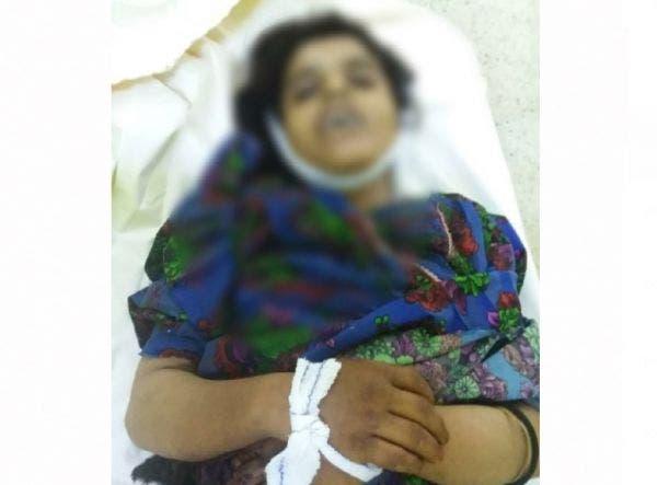مراهقة قتلها لغم حوثي في تعز