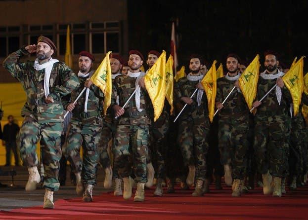 لبنان: حزب اللہ کے جنگجو