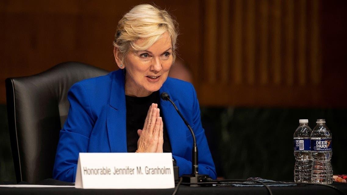 US Energy Secretary Jennifer Granholm. (File photo: Reuters)