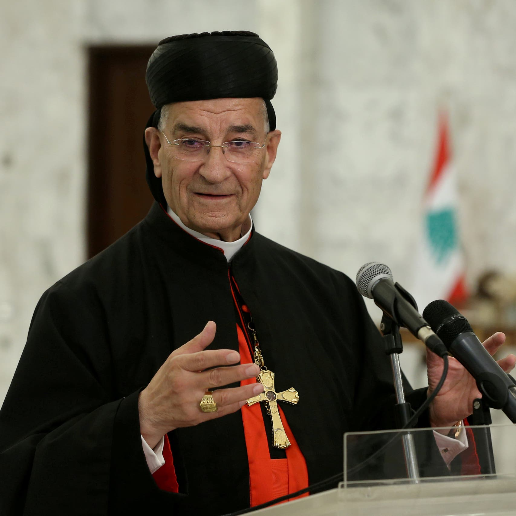 Lebanon's Maronite Patriarch berates politicians as deadlock drags on