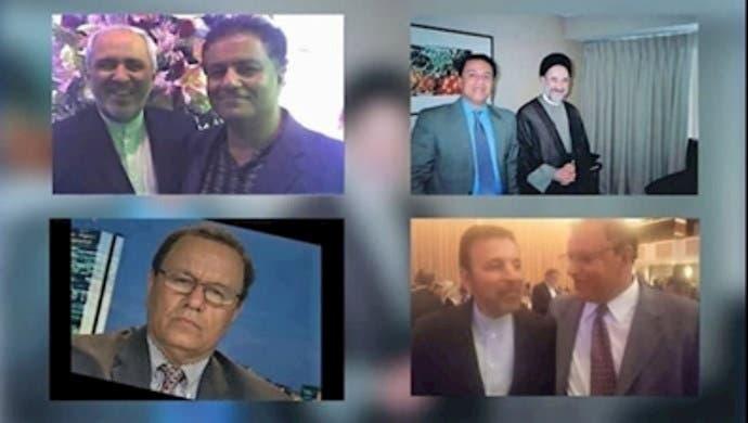 کاوه افراسیابی آکادمیسین ایرانی-آمریکایی مدتی به اتهام لابیگری غیرقانونی به نفع رژیم ایران بازداشت شد