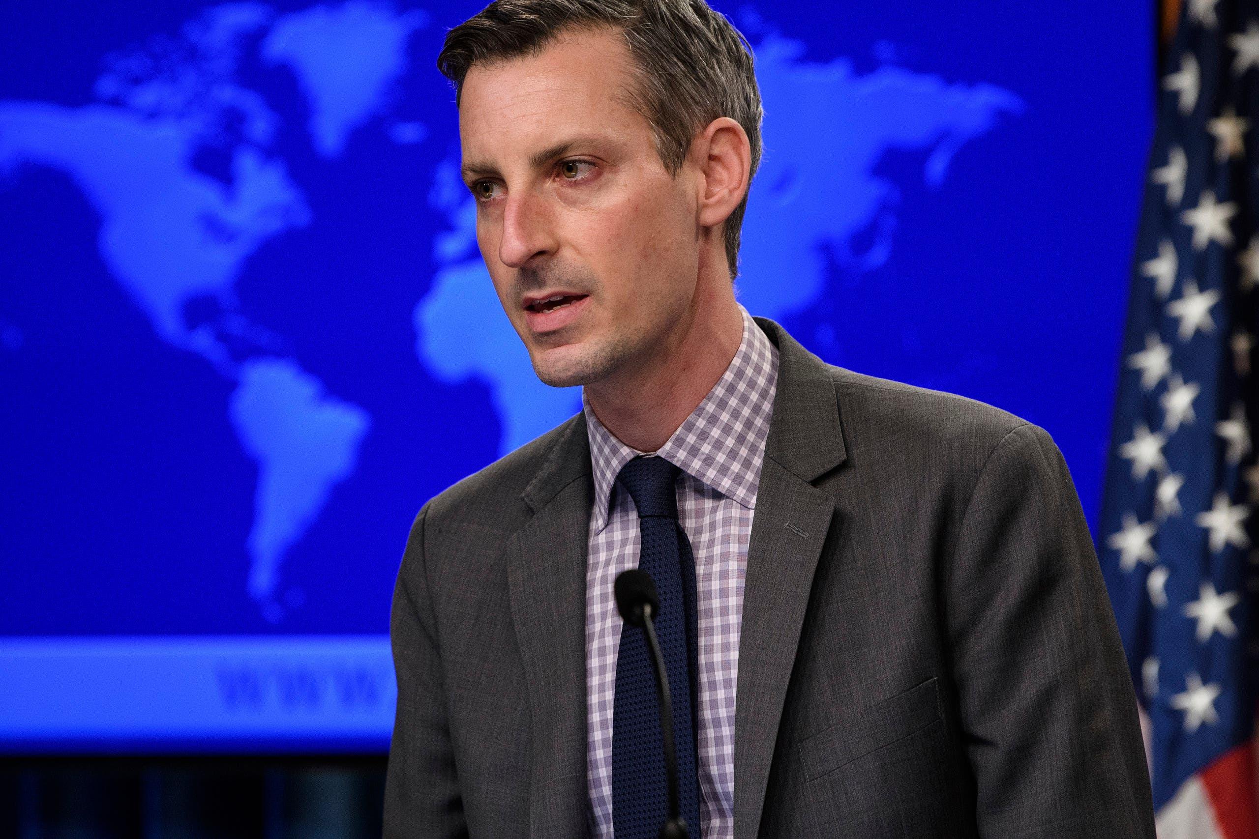 المتحدث باسم الخارجية الأميركية نيد برايس (أرشيفية- أسوشييتد برس)